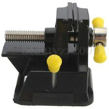 Metallic Table Top Bench Vice Clamp Carving Vise Clamping Rubber Suction Base