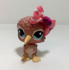 Littlest Pet Shop #2015 Kiwi Bird, Blue  Eyes.
