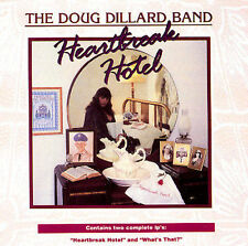 Heartbreak Hotel by Doug Dillard/The Doug Dillard Band (CD, Flying Fish)