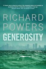 Richard Powers Generosity Very Good Book