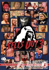 PWG Sells Out Volume 3 DVD Pro Wrestling Guerrilla CM Punk AJ Styles Kevin Steen