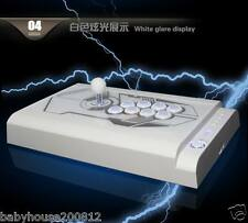 Professional Competition Fighting LED Stick Arcade Sanwa Joystick PC PS3 USB new