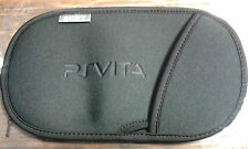* Playstation VITA * Official Sony Black Soft Protective Slip Case * NEW