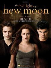 Twilight: New Moon: Music from the Motion Picture Score for Piano Solo by