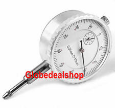 New Precision Tool Accuracy Measurement Instrument Dial Indicator Gauge 0.01mm