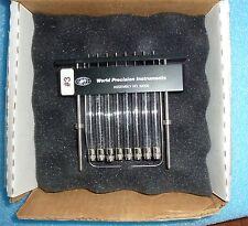 WPI  World Precision Instruments 62000 8 position Syringe holder