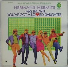 Mrs Brown you've got a lovely daughter 33 tours Herman's Hermits 1968