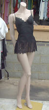 BNWT Yummie Tummie Stunning Sexy Lacy Shaping Black Lace Control Top S So Pretty