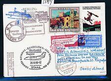 67499) lh/AA FF Frankfurt-Bayreuth 26.10.98 Dash 8, sp MS Berlín Italia