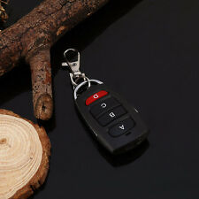 New 4 Button Cloning Key Door Gate Garage 433mhz Universal Remote Control Fob