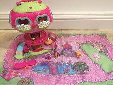 Mi Pequeño Pony Ponyville-Pinkie Pies iluminan Globo Casa De Juego