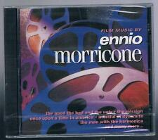 ENNIO MORRICONE FILM MUSIC BY CD DISKY F.C.  SIGILLATO!!!