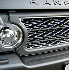 Supercharged style front grille for Range Rover L322 Vogue HSE SE 2005-09 new