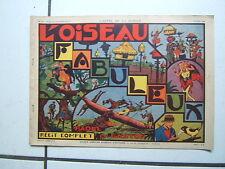 EDITION SAGE / L APPEL DE LA JUNGLE / NUM 23  / RAOUL ET GASTON / 1939