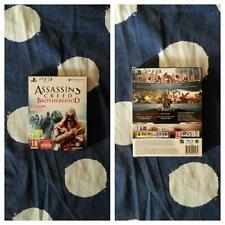 ASSASSIN'S CREED BROTHERHOOD DA VINCI EDITION PS3 PAL ITA