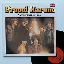 "Vinyle 33T Procol Harum  ""A whiter shade of pale"""
