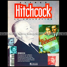 ALFRED HITCHCOCK 26 FILM REBECCA LAURENCE OLIVIER JOAN FONTAINE JUDITH ANDERSON