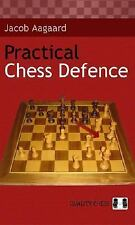 Practical Chess Defence Jacob Aagaard Paperback Chess Strategy Book