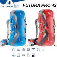 DEUTER FUTURA PRO 42 Zaino da per Trekking Montagna Viaggio Alpinismo Aircomfort