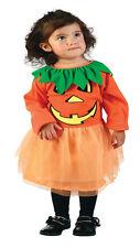 Toddler pumpkin girl fancy dress costume for child 2-3 yrs book week Halloween