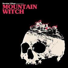 MOUNTAIN WITCH - BURNING VILLAGE  CD NEU