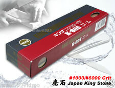 Sharpening Stone Made in Japan King Combination Whetstone #1000/6000 Grit