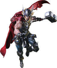 "THOR - 10"" Thor Variant Play Arts Kai Action Figure (Square Enix) #NEW"