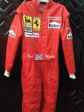 Ferrari Kart race suit CIK/FIA Level 2 approved