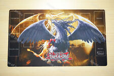 FREE TUBE Yugioh Playmat Custom Made Play Mat Judgment Dragon #022