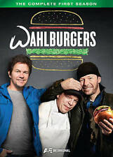 Wahlburgers: Season 1 (DVD) BRAND NEW SEALED BAR CODE CUT ON BACK