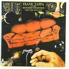 CD - Frank Zappa - One Size Fits All - A4540
