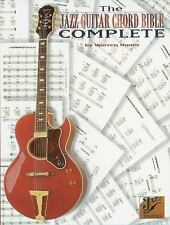 Jazz Masters: The Jazz Guitar Chord Bible Complete by Warren Nunes (1999,...