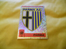 FIGURINE PANINI-CALCIO COPPE 97/98-LOGO BADGE SCUDETTO PARMA 32-N.-1997/1998