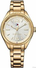 Women's Gold-Tone Tommy Hilfiger Stainless Steel Watch 1781520