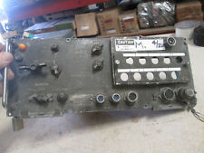 Front Control Panel & Some Electronics, Used, Military Radio RT-246