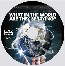 WHAT IN THE WORLD ARE THEY SPRAYING? The Chemtrail Cover-Up [DVD - 1h37m]