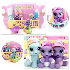 ⭐️ My Little Pony ⭐️ G3 Rainbow Dash's Room Nursery Playset & Accessories Cute!