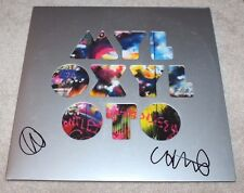 COLDPLAY CHRIS MARTIN SIGNED 'MYLO XYLOTO' ALBUM + WILL CHAMPION W/COA PROOF