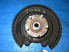 06 07 SUBARU IMPREZA WRX PASSENGER SIDE REAR SPINDLE ASSEMBLY WHEEL HUB RH OEM
