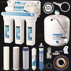 5 Stage Reverse Osmosis Drinking Water System RO Home Purifier