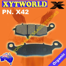 REAR Brake Pads for Suzuki VLR 1800 Boulevard C109 R RK8-RK9 2008-2013