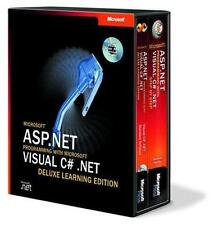 Microsoft ASP.Net Programming with Microsoft Visual C# .Net Deluxe-ExLibrary