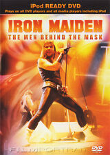 Iron Maiden - The Men Behind The Mask - DVD - NEU - OVP