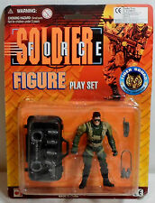 LANARD CHAP MEI VTG MILITARY SOLDIER FORCE TIGER SQUAD ACTION FIGURE MOSC SEALED