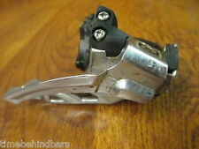 SHIMANO DEORE XT FD-M785 LOW 34.9 CLAMP DUAL PULL FRONT DERAILLEUR