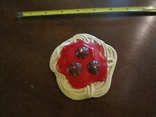 Fisher Price Fun with Food Spaghetti dinner meatballs noodles sauce Top part