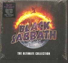 "BLACK SABBATH ""The Ultimate Collection"" 2 CD-Set sealed + Card-Wallet"