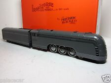 PRECISION SCALE CO 17308-1 NEW YORK CENTRAL MERCURY 4-6-2 STREAMLINED LOCOMOTIVE
