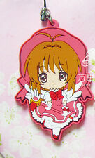 Hot Japan anime Card Captor Sakura Sakura Keychain Key Ring Rare A