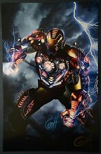 Iron Man Signed Greg Horn Print